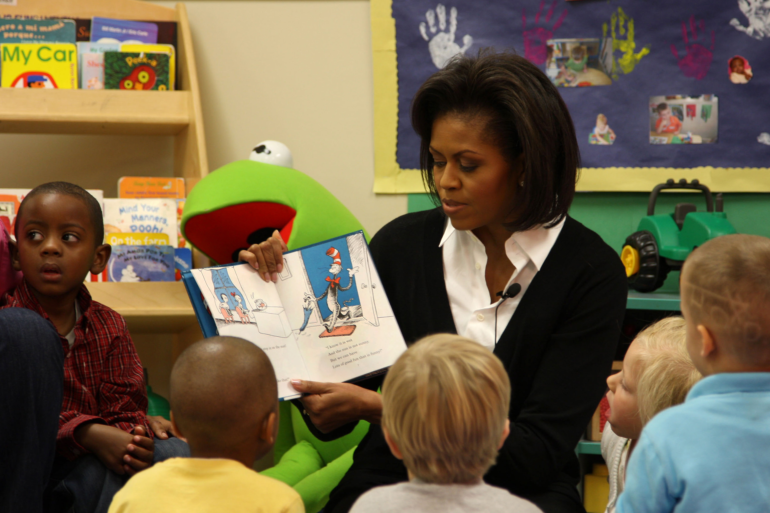 From the First Lady of the USA, to a small start-up, everyone has a story to tell. Image source: goo.gl/hd3I0Qcontent_copyCopy short URL